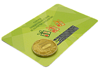 Скретч-карты, Лотереи. 10 000 шт., фото 1