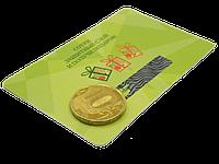 Скретч-карты, Лотереи. 2 500 шт., фото 1