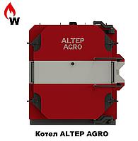 Котел Альтеп AGRO 150 кВт (работающий  на соломе)