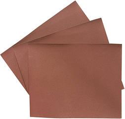 Шлифлист на бумажной основе, P 1500, 230 х 280 мм, водостойкий 10 шт// MTX
