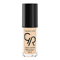 Общая крышка 2 in 1 Foundation & Concealer