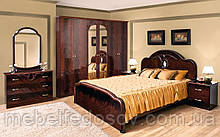 Спальня 4Д Лаура  (Світ мебелів)