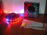 Проектор LED - проигрыватель, с флешкой