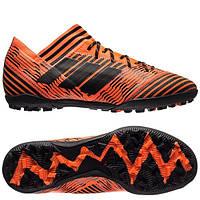 Футбольные мужские сороконожки Adidas Nemeziz Tango 17.3 TF