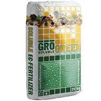 Удобрение ГроГрин Фрукт (14-7-28+5СаО) (GroGreen NPK Fruit), 25 кг, NPK
