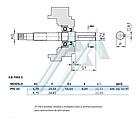 Нерегулируемые насосы Atos PFE-32, 42, 52, фото 3