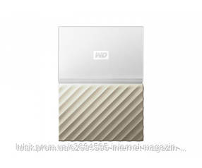 WD My Passport Ultra 4 TB (WDBFKT0040BGD-WESN)