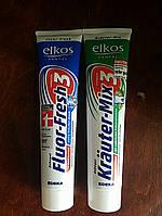 Немецкая зубная паста Fluorfresh 125 мл. Зубная паста