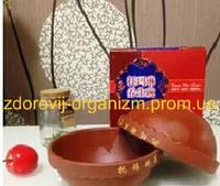 Турмалиновая пиала ( блюдце) Вековой Восток для структурирования пищи