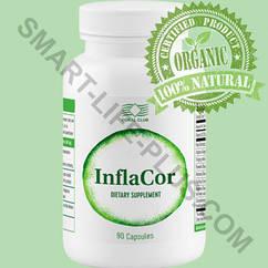ИнфлаКор (InflaCor) - снимает воспаление в мышцах и суставах