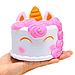 Сквиши торт Единорог Капкейк L, фото 3