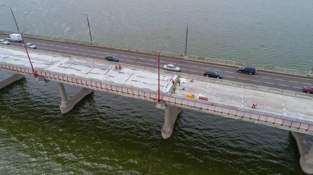 Реконструкция центрального моста 1