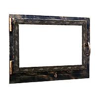 Дверь камина НСК 550*550, фото 1