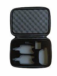 Чехол для сигнализаторов поклевки Presentation Case 2-rod+1