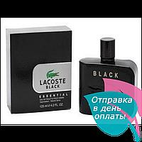 Мужская туалетная вода Lacoste Essential Black