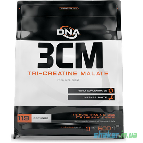 Креатин DNA Supps  3CM (500 г) дна сапс малат