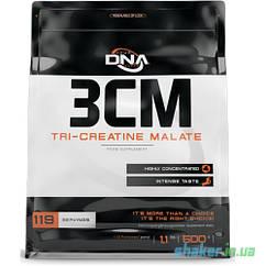 Креатин DNA Supps  Креатин DNA Supps  3CM (500 г) дна сапс малат (500 г) дна сапс малат orange