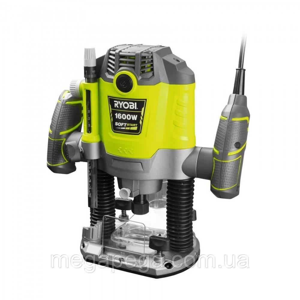 Фрезер электрический RYOBI RRT1600P-K