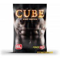 CUBE Whey Protein 40 г кокосовое молоко