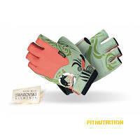 Перчатки для фитнеса женские Rats Swarovski MFG 730 S