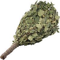 Веник березовый в упаковке, Saunapro, фото 1