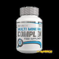 Multimineral Complex BioTech USA 100 табл (33 порции)