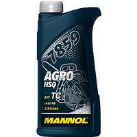 Масло для садовой техники Mannol 7859 Agro for HUSQVARNA ТС (1 л.)
