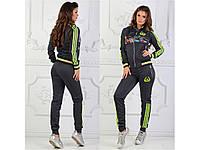Женский спортивный костюм 2198