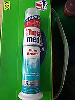 Паста зубная Thera med 100 мл. Интенсивная свежесть