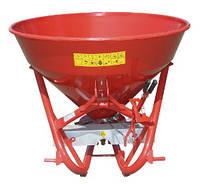Разбрасыватель минеральных удобрений навесной Jar-Met 500 кг.