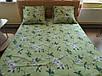 Комплект постельного белья бязь Голд Цветущий сад , фото 2