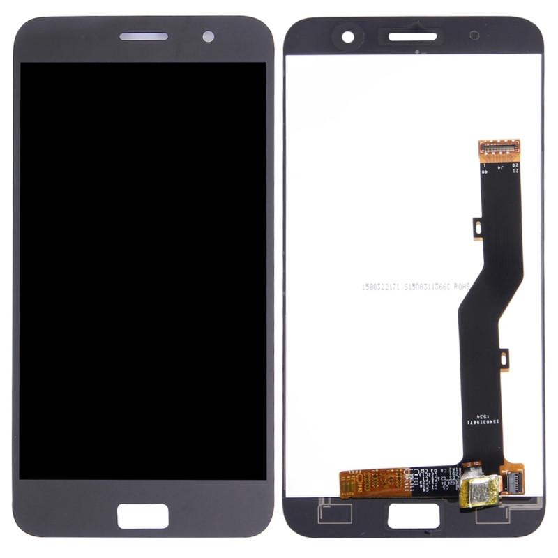 Дисплей для Lenovo Zuk Z1 с тачскрином черный Оригинал
