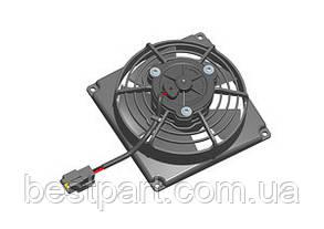 Вентилятор Spal 24V, вытяжной, VA69A-B101-87A