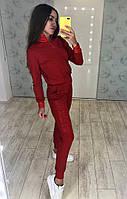 ЖІночий спортивний костюм з сіточкою на написами.Р-ри 42-46, фото 1