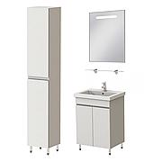 Комплект мебели для ванной комнаты Ариадна/ СВ 60-65 Ювента