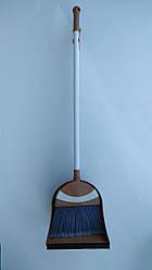 """Набор совок и щётка с длинной ручкой """"PlastArt"""""""