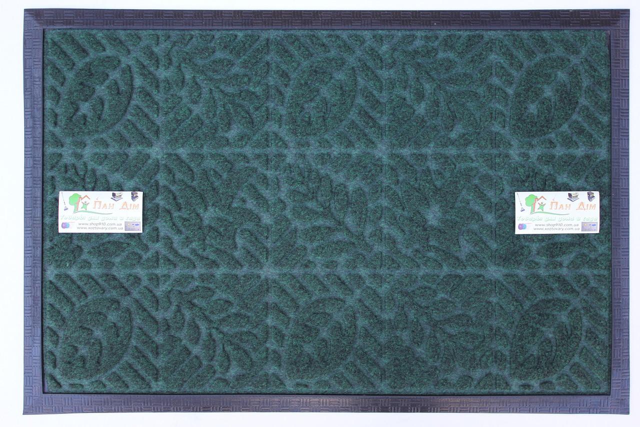 Придверный коврик на резиновой основе 40*60 КВ-0504