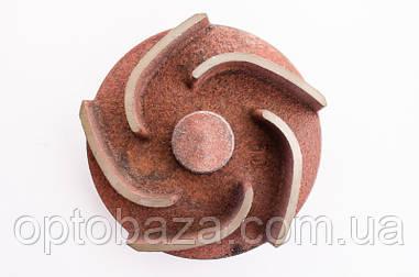 Крыльчатка помпы (для 20, 30, 40, 50, 80) 5 лопастей под резьбу (18 мм) для мотопомп (6,5 л.с.)