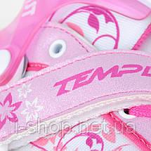 Роликовые коньки Tempish Swist Pink, фото 3