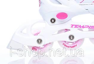 Роликовые коньки Tempish Swist Pink, фото 2