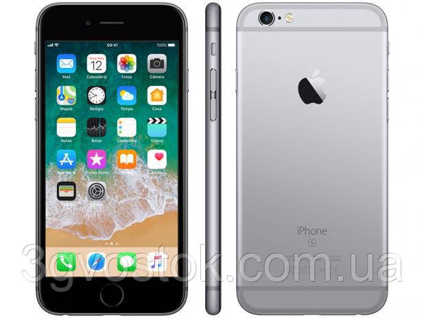 Apple iPhone 6S 32GB Space Grey Neverlock как новый
