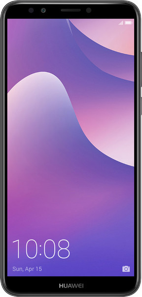 Смартфон Huawei Y7 2018 Prime Black