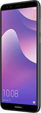 Смартфон Huawei Y7 2018 Prime Black, фото 2