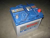 Аккумулятор   60Ah-12v BOSCH (S4024) (232x173x225),R,EN540