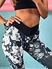 Женские гипоаллергенные фитнес лосины или топ , в расцветках. ЛД-14-0718, фото 8