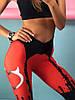 Женские гипоаллергенные фитнес лосины или топ , в расцветках. ЛД-14-0718, фото 6