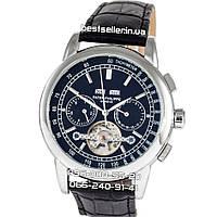 Часы Patek Philippe Grand Complications Tourbillon 45mm Silver/Black. Replica: ААА., фото 1