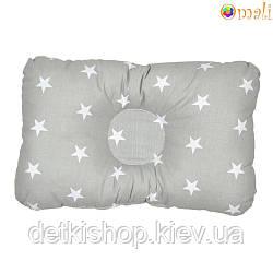 Ортопедична подушка для новонароджених (дизайн 12)