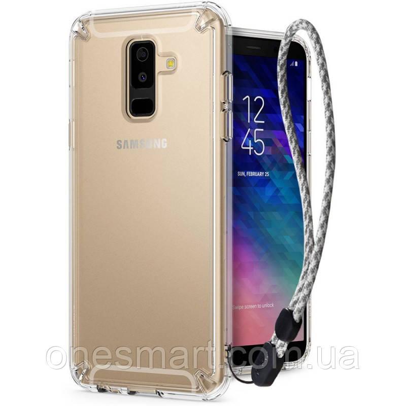 Чохол Ringke Fusion для Samsung Galaxy A6 Plus Clear
