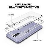 Чохол Ringke Fusion для Samsung Galaxy A6 Plus Clear, фото 8